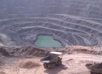 China to Invest in Semnan Mining Sector