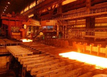 Steel in  Turbulent Territory