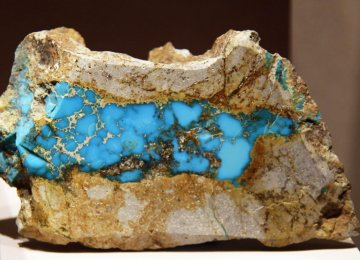 Turquoise: Neyshabour's Exquisite Gem