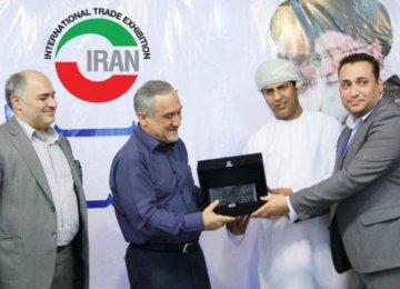 Iran, Oman Forging Multisectoral Ties