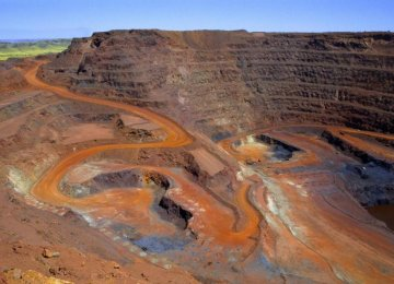Iron Ore Giants Knock Iran Out of Competition