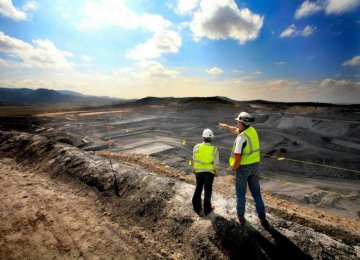 Int'l Investors Invited to  Develop Mining Sector