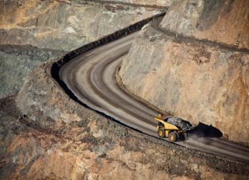 BMI: Mining Outlook Positive