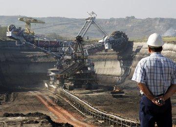 Tehran Hosts Mining Expo