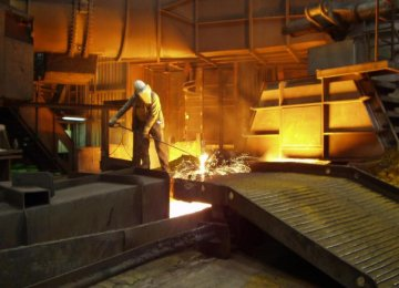 Growth in Steel Alloy  Production
