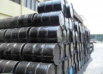 Iran Leading Bitumen Supplier in Region
