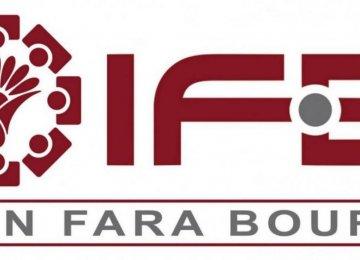 Dramatic Upsurge in IFB Weekly Trade