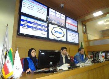 Bustling IME Trade in Nowruz
