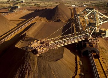 Mines Shut Amid Iron Ore Slump