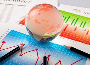 Stocks End Nearly Flat