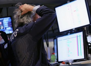 Stock Market Poised to Extend Losing Streak