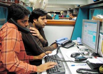 Stocks Keep Tumbling at Tehran Stock Exchange