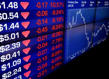 Stock Market Rattled by Ambiguities