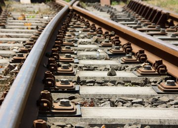 Indian Steel for Iran's Rail Project