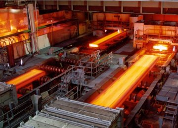 Steel Exports