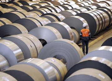Gov't to Help Unfinished Steel Projects