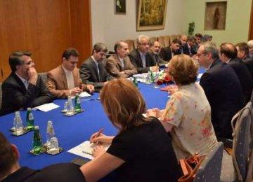 Trade Delegation in Serbia to Broaden Ties
