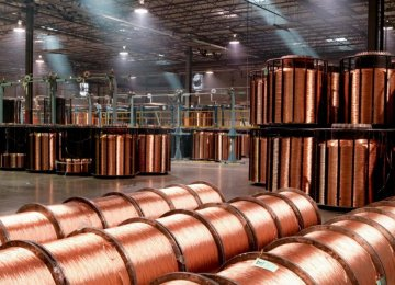 Iran Owns 3% of Global Copper Reserves