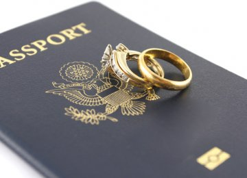 Marriages With Foreign Nationals