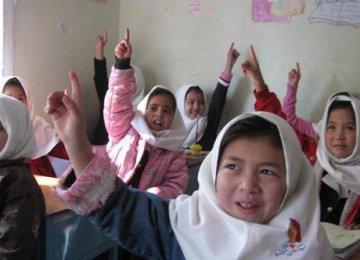 5000 Afghans in Semnan Schools