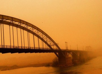 Fund to Tackle Ahwaz Air Particles