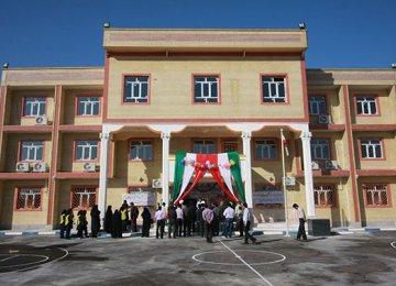 Patrons Help Build 140,000 Classrooms