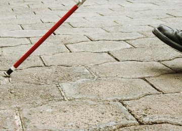 Plan to Make Tehran  'Accessible' for Visually Impaired