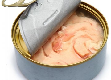 Warning on Canned Tuna Discounts