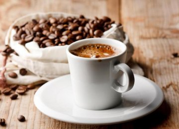 Coffee Festival at Milad