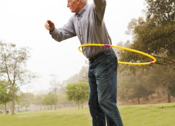 Feeling Younger Means Living Longer