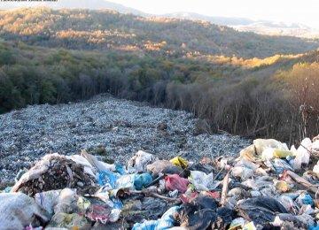 Is Proper Waste Management Alien to Gilan Forests?