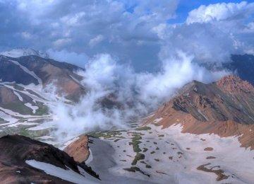 Glacier Fissures Fixed
