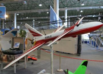 Int'l Air Show at Kish