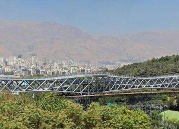 'Nature Bridge' Opens in Tehran
