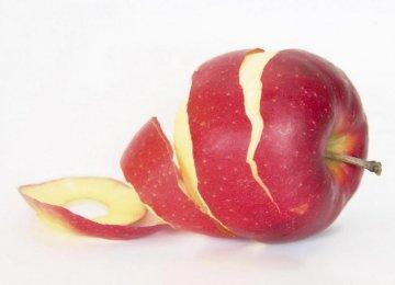 Peel Apples Before Eating
