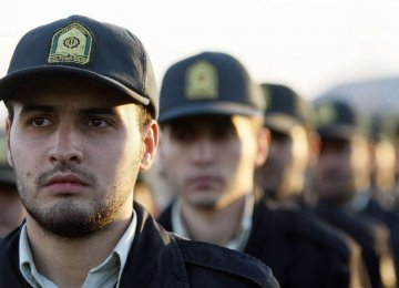New Police Stations  in Tehran