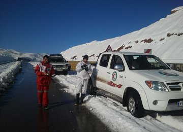 More Winter Rescue Stations