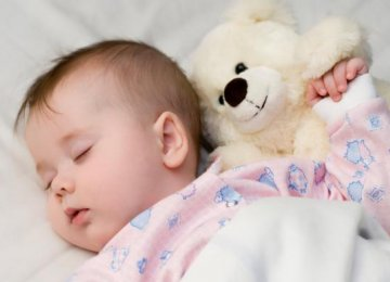 Baby Nap on Animal Fur May Lower Asthma Risk