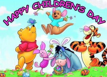 Children's Day Celebrated