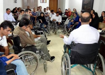 Bill for Legal Support to Physically Challenged