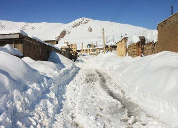 Lack of Snowpack Poses Threat to Zayandehrud