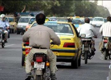 Crackdown on Motorcyclists