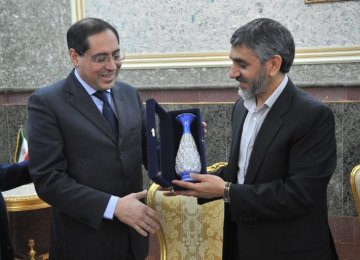 Iran Police Collaborate With Italian Firm to Fight Drugs