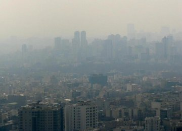No Relief From Air Pollution