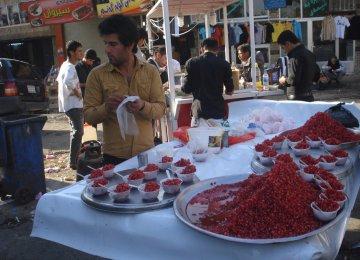 Violence on Street Vendors 'Unwarranted'