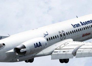 Abadan Airport Hosts New Flights