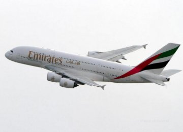 A380 to Land in Tehran