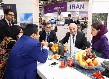 Berlin ITB Tourism Fair Eyes Iran as Official Partner