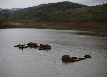 Brazilian Sunken City Miraculously Reemerges