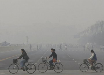 MIT Study Doubts China's War on Pollution